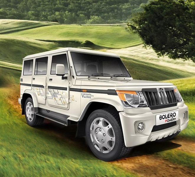 Automotive Mahindra Bolero Power Plus Exterior-3
