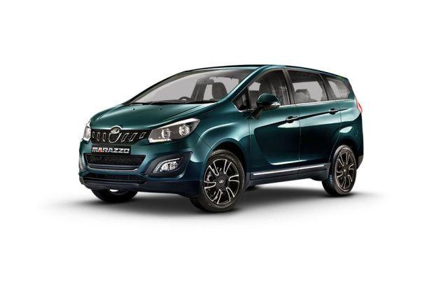 Automotive Mahindra Marazzo New Cars
