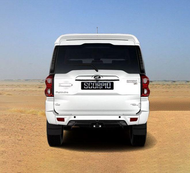 Automotive Mahindra Scorpio Exterior-5