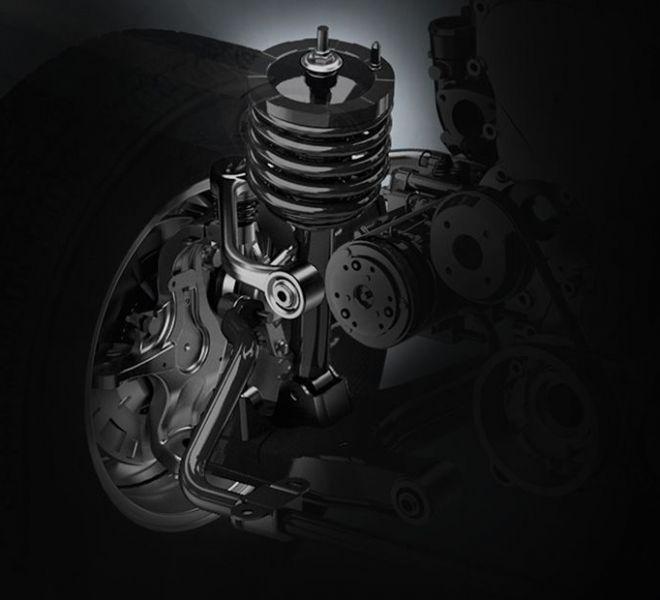 Automotive Mahindra Scorpio Interior-1