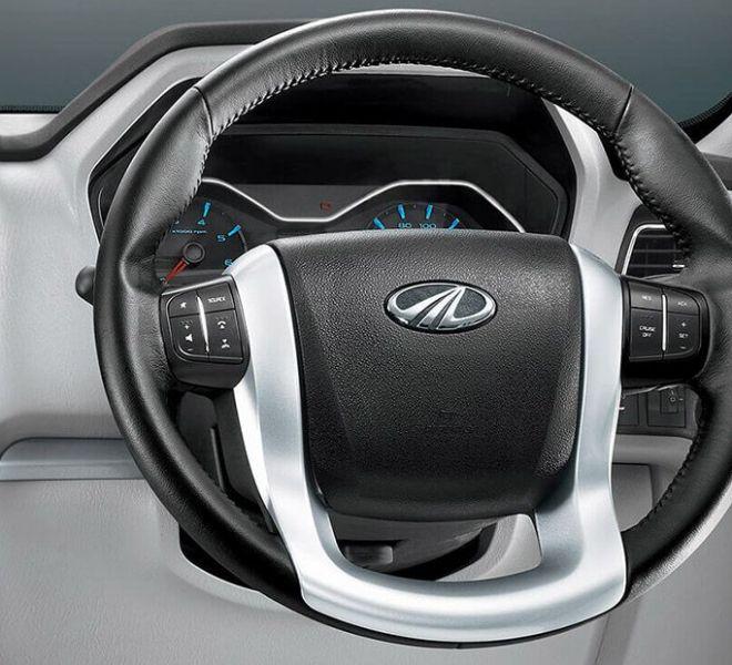 Automotive Mahindra Scorpio Interior-7
