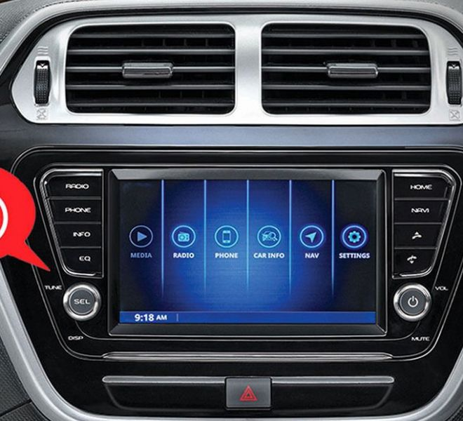 Automotive Mahindra TUV300 Plus Interior-5