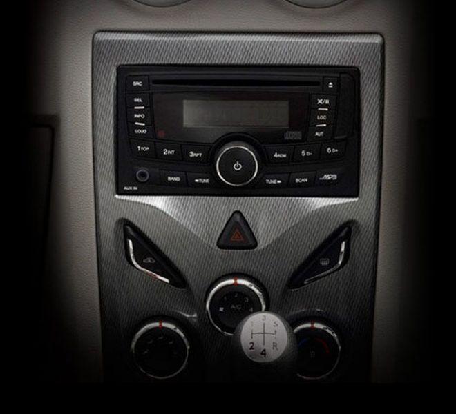 Automotive Mahindra Verito Interior-2