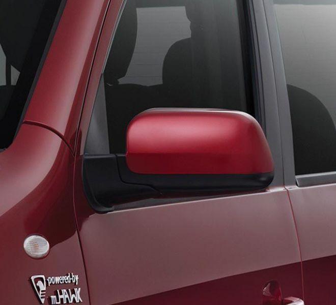 Automotive Mahindra Xylo Exterior-16