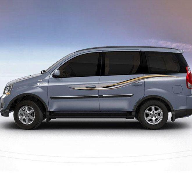 Automotive Mahindra Xylo Exterior-7