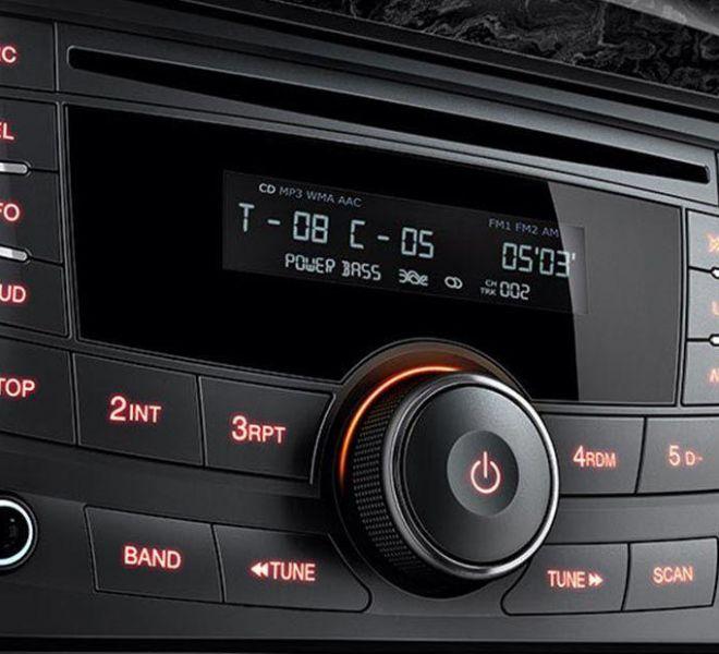 Automotive Mahindra Xylo Interior-10