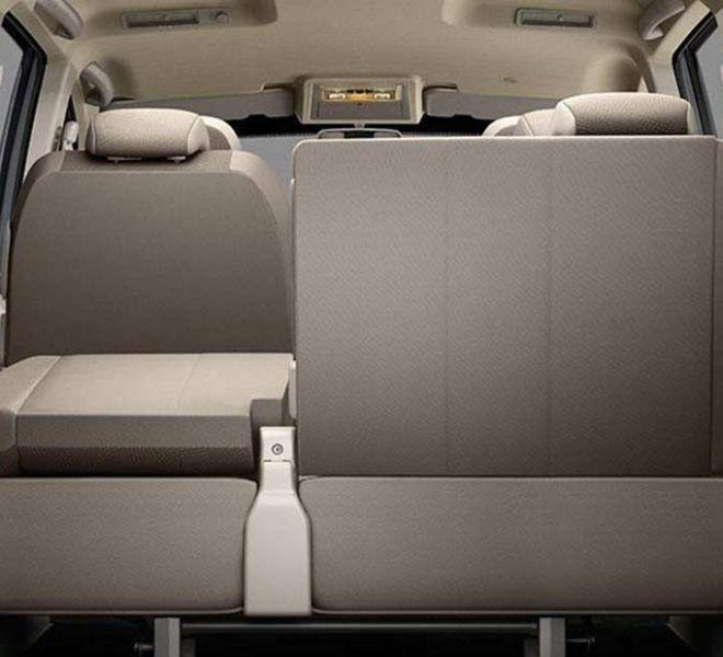 Automotive Mahindra Xylo Interior-5